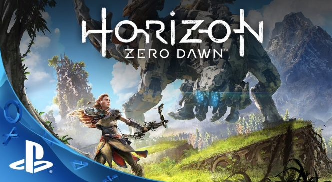 Horizon: Zero Dawn แรงไม่หยุด ยอดขายทะยานพุ่ง 2.6 ล้านชุดเรียบร้อย